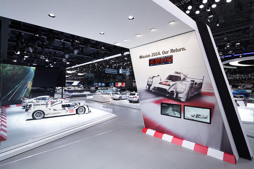 Kunzberg En International Auto Salon Geneva 2014